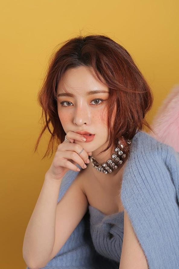 Byun Jung Ah - người mẫu thương hiệu 3CE Stylenanda