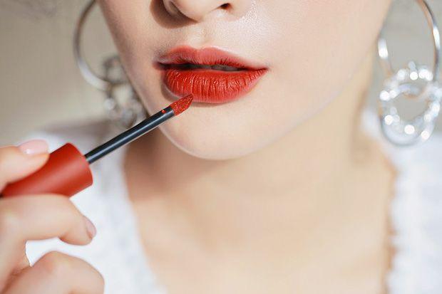 Màu Null Set của bộ sưu tập 3CE Soft Lip Lacquer