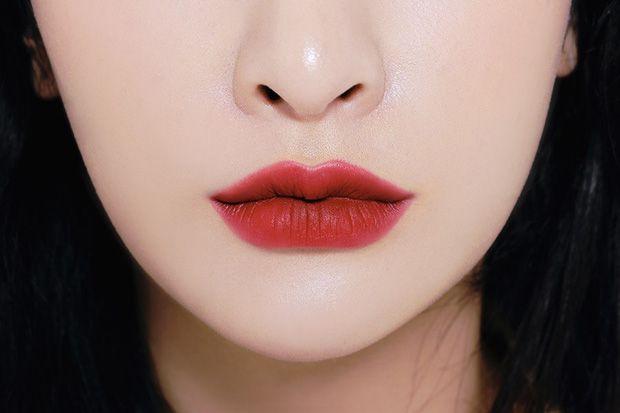 Màu Perk Up của bộ sưu tập 3CE Soft Lip Lacquer