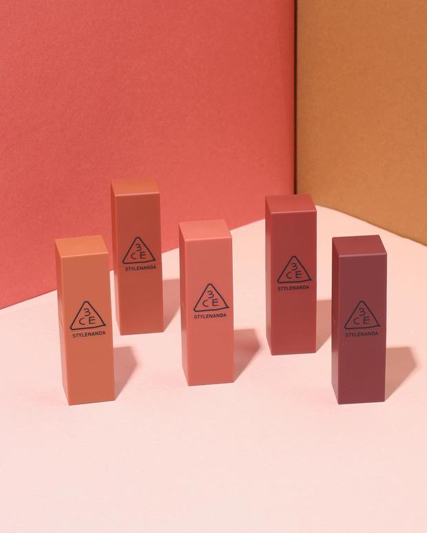 Bộ son 3CE Mood Recipe Matte Lip Color