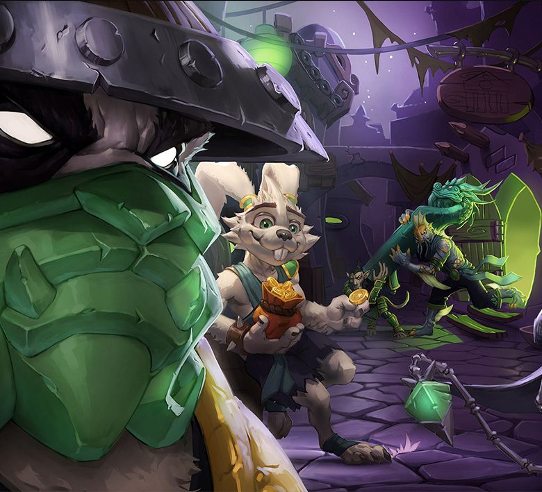 Hearthstone Cool Liga #2: Entropiq vs Gifted Gaming 3:2