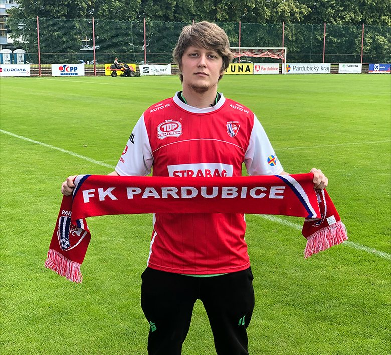 RIIJK to Play for FK Pardubice in MOL eCup