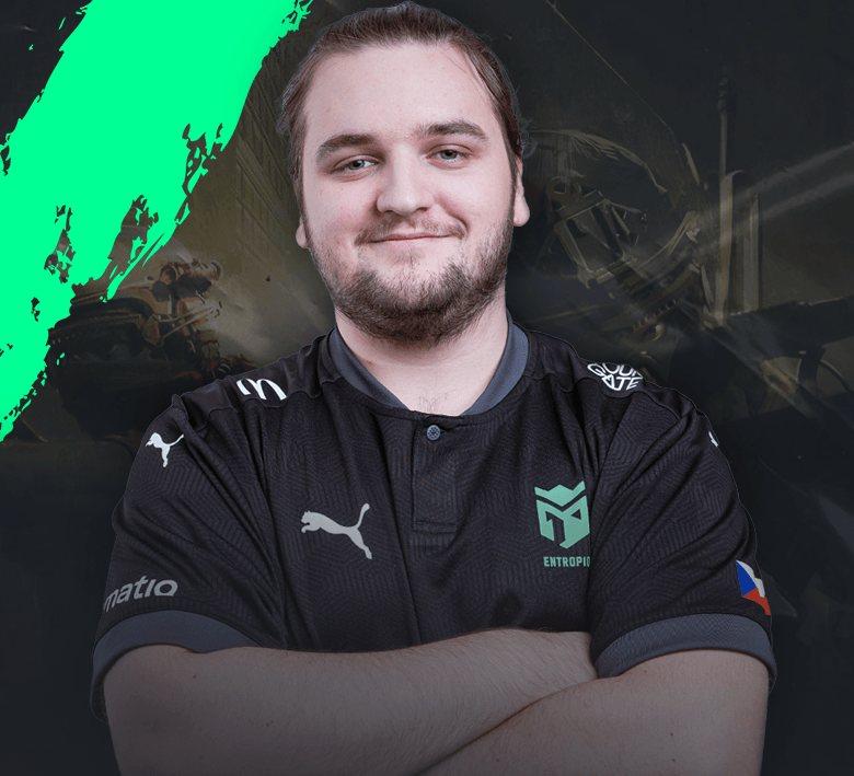 "CS:GO welcomes new member: Josef ""MoriiSko"" Maurenc"