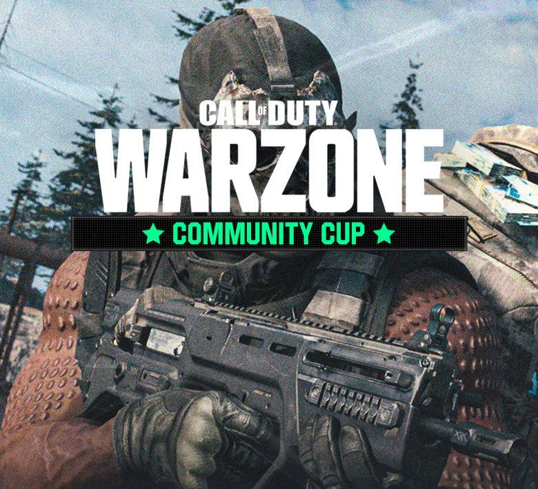 CoD Warzone Community Cup o 10.000 Kč