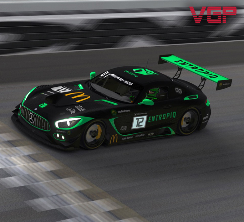VGP: Daytona brought us (almost) a double!