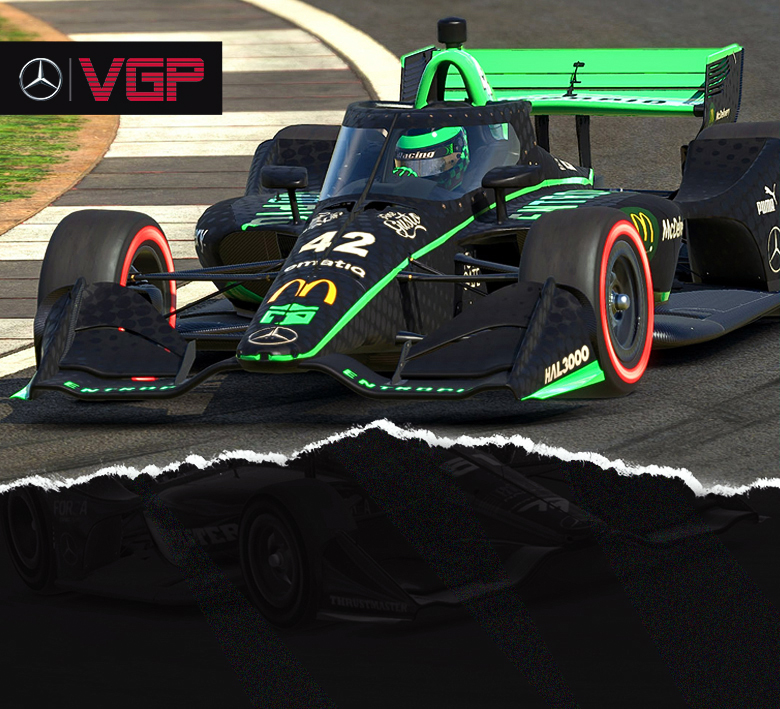 VGP: Silverstone with formula cars!