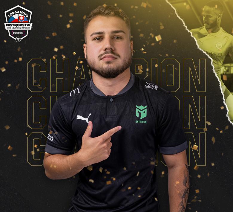 FIFA: MarioOoso Takes the CZSK Champion Title