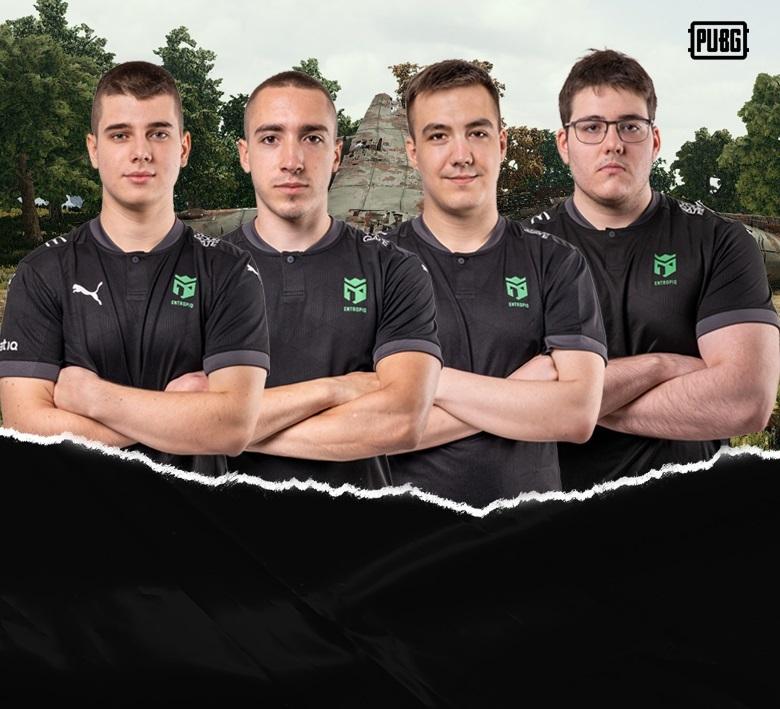 New PUBG roster coming from the Adriatic