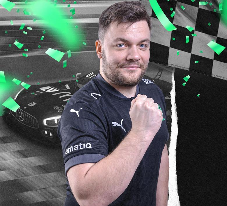 Lukáš Podstata becomes the VGP 2021 Champion!