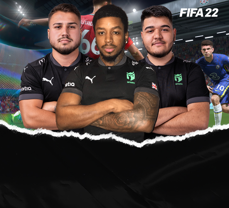 FIFA 22: Entropiq players' first impressions