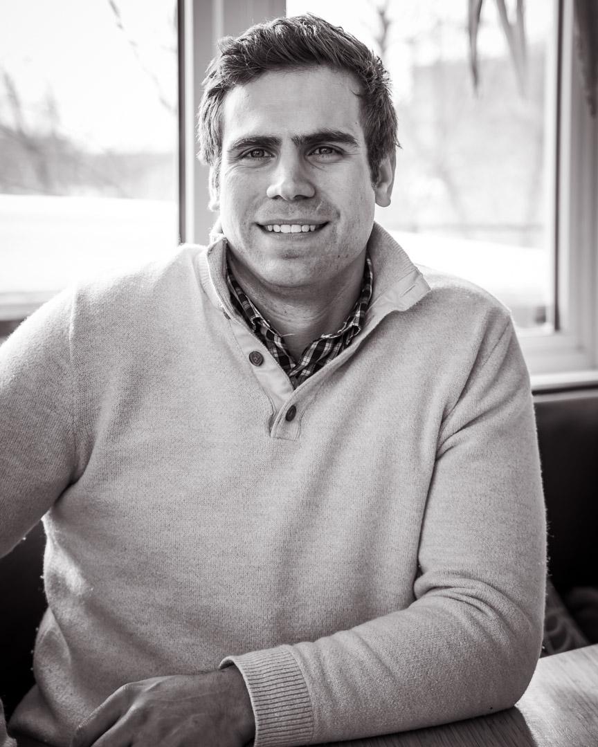 Ben Miller, COO of Big Block Construction