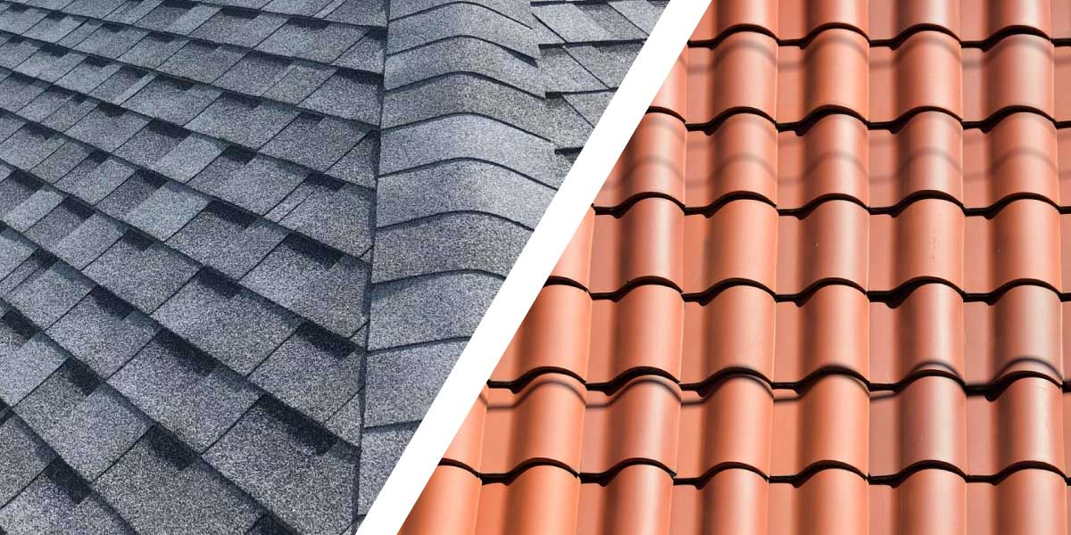 Diferencias de la Teja Asfáltica con otros materiales de techado - Parte 1: Tejas Asfálticas vs Tejas de Barro