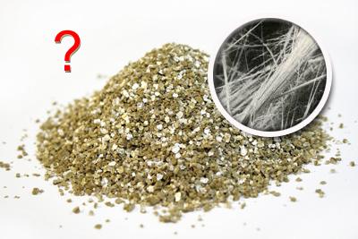 vermiculite have asbestos