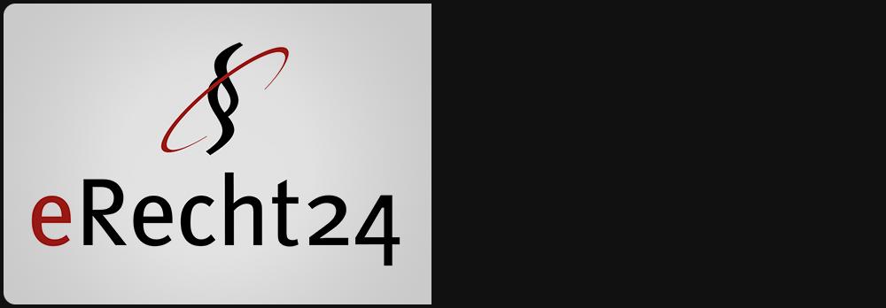 Das Banner für die Kooperation mit einer Anwaltskanzlei für rechtssicheres Webdesign
