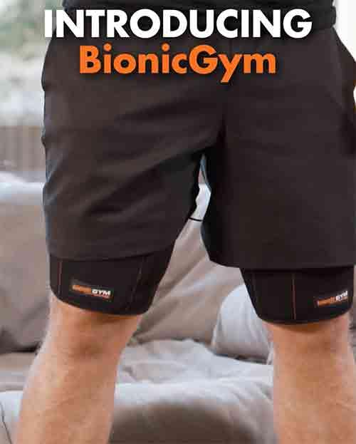 Blazer Agency Gym Tech Video Ad Thumbnail