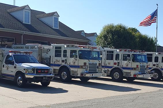 Inspiring Community: Clemmons Fire Department