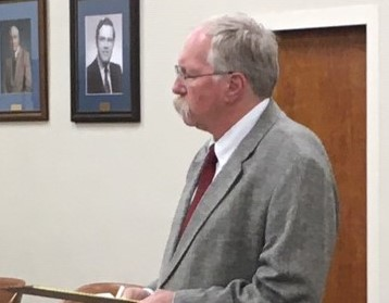 Board Honors and Remembers Dr. Wayne C. Matthews