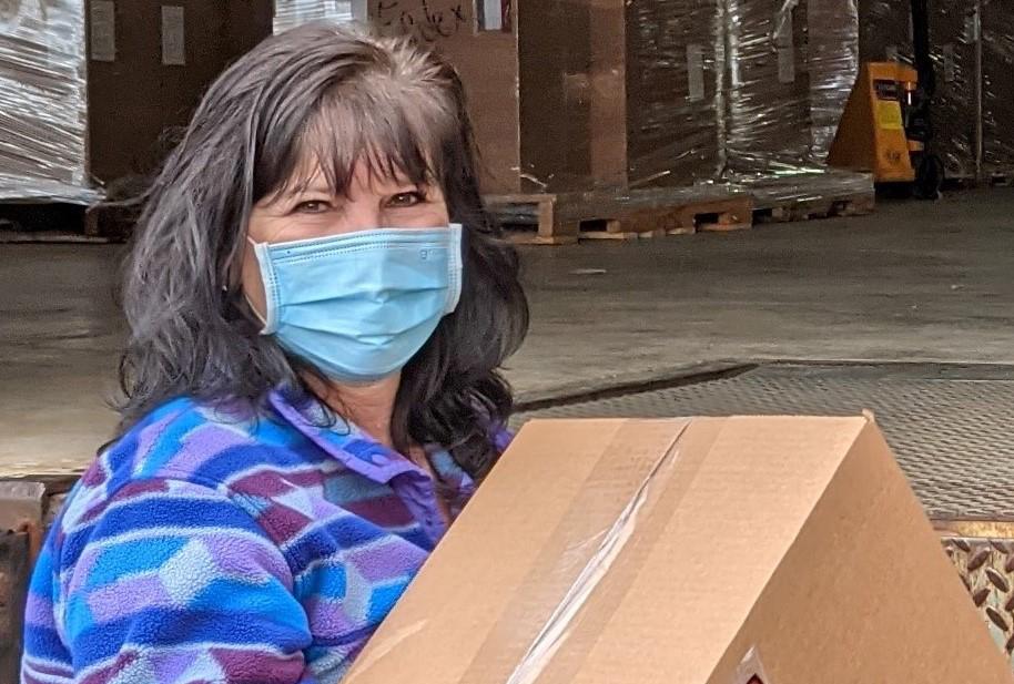 Indera Mills Company Donates More than 33,500 Masks
