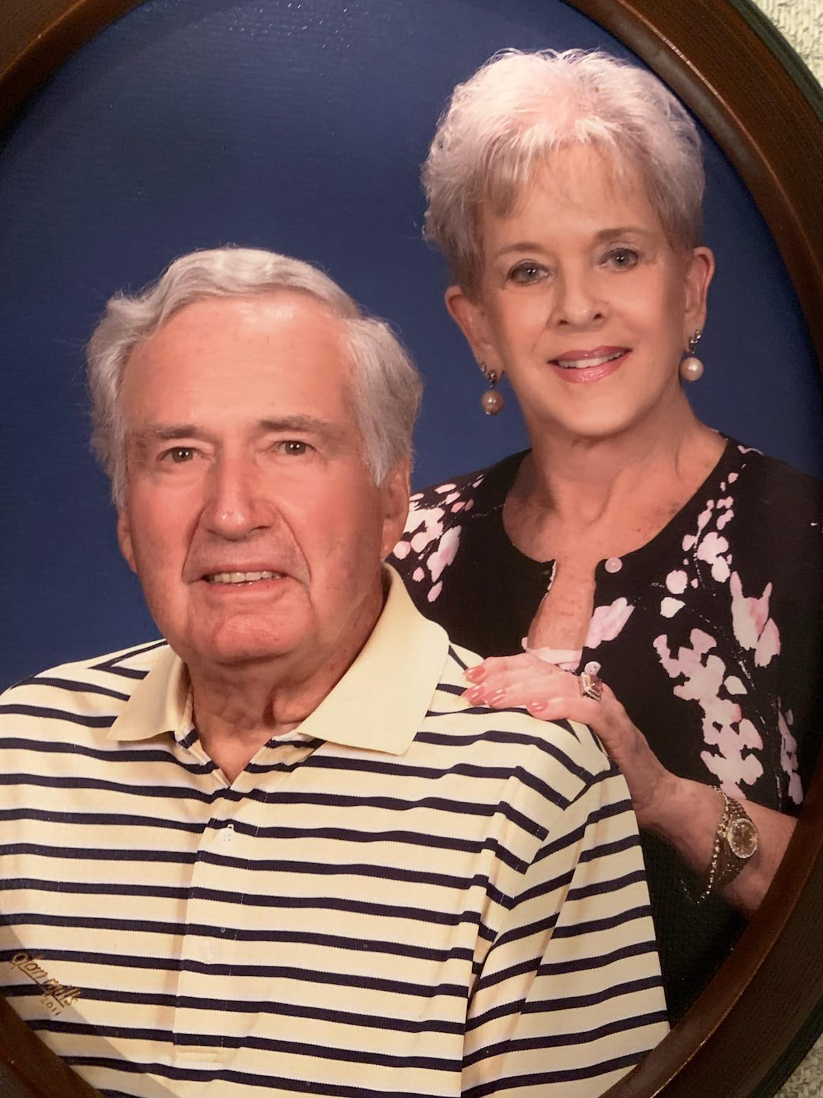Thad and Mary Bingham