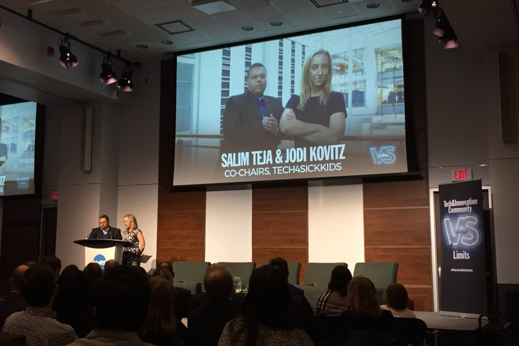 Tech4SickKids