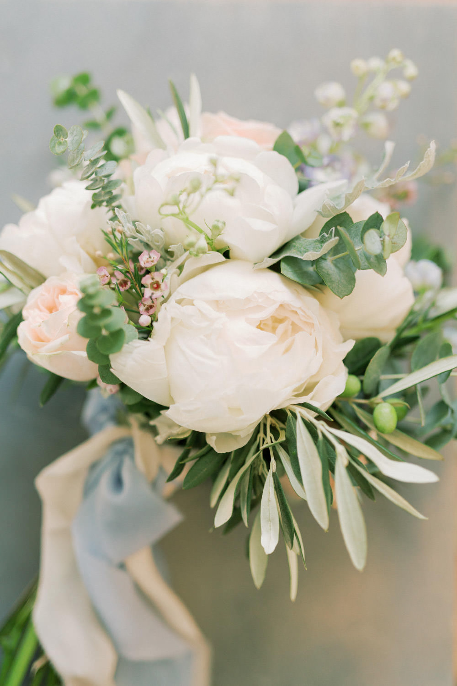 Mediterranean Wedding Bouquet