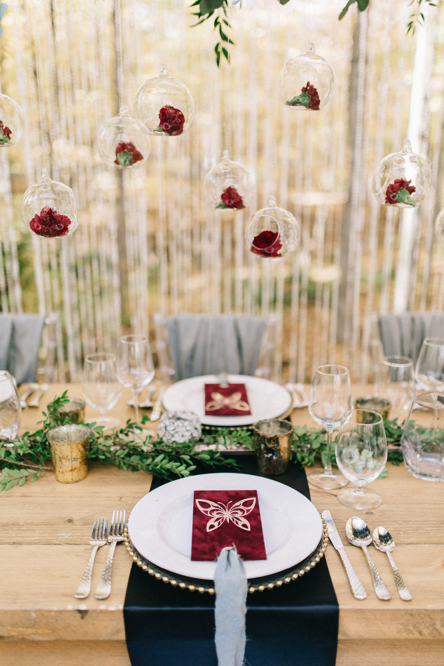 Montreal Wedding Table Design