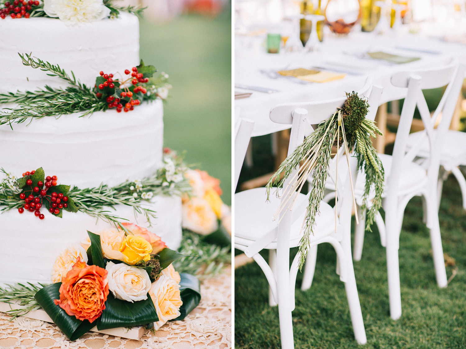 Elopement Wedding Table Design