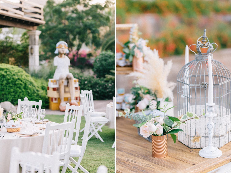 Casa Dell'Arte Bodrum Wedding Table Design