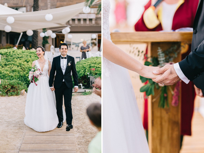 Casa Dell'Arte Bodrum Wedding Ceremony