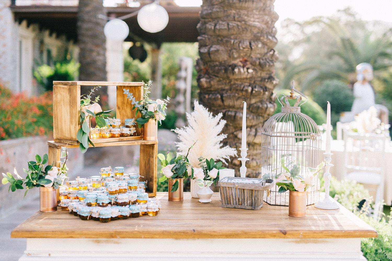 Casa Dell'Arte Bodrum Wedding Details