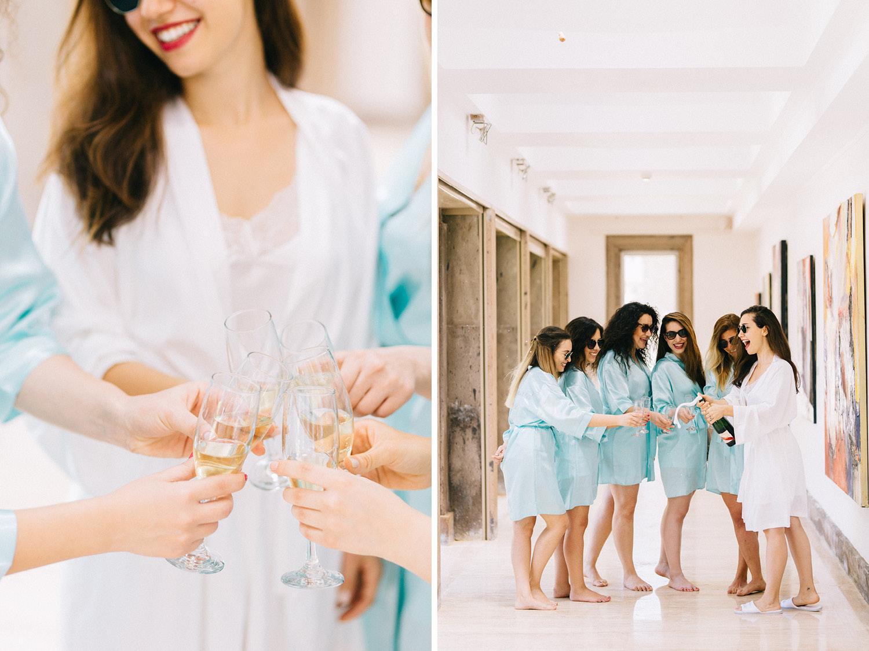 Casa Dell'Arte Bodrum Wedding Bridesmaids