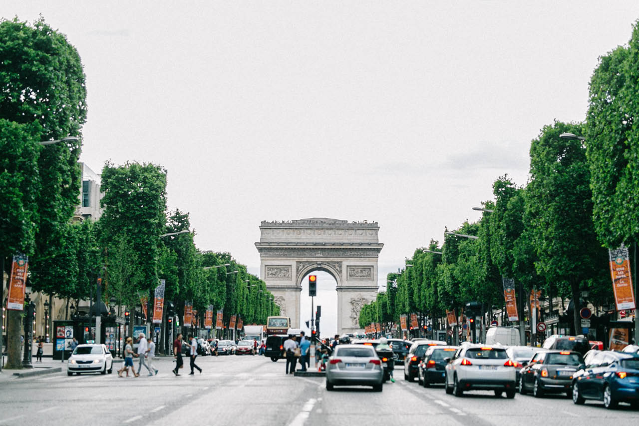 Paris Travel Photos