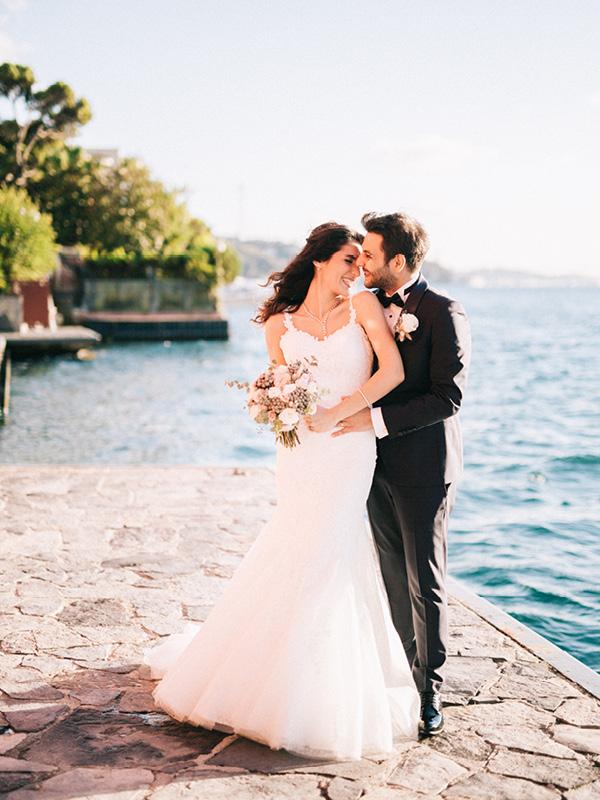 Hekimbasi Yalisi Wedding
