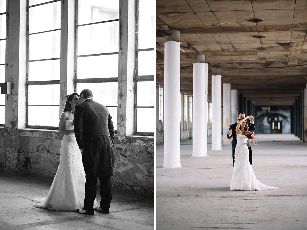 Beykoz Kundura Fabrikasi Wedding
