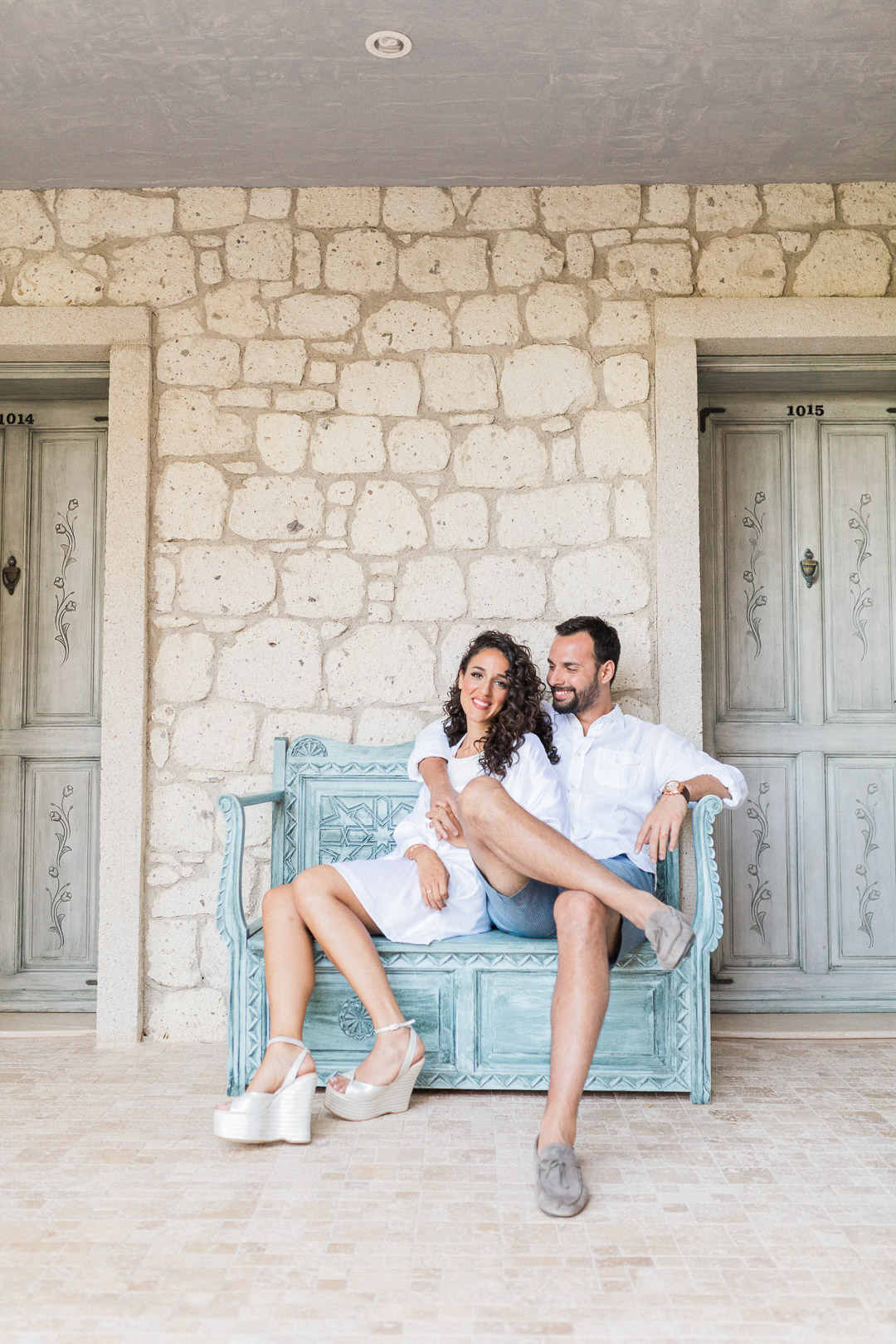 Elopement Wedding in Cesme, Alacati