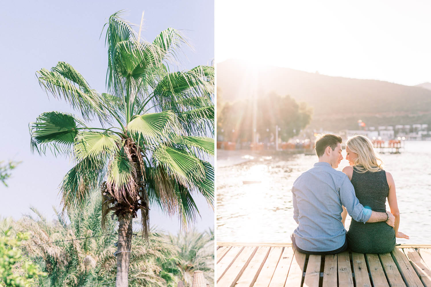 Elopement Wedding Photograher - Flamm Bodrum Wedding