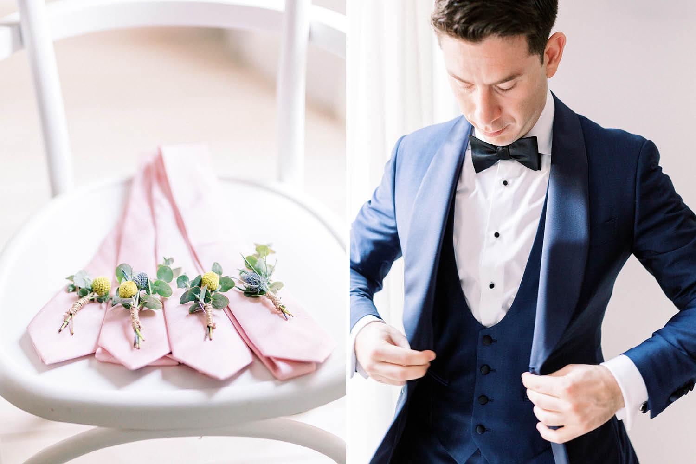Elopement Wedding Photograher - Flamm Bodrum Wedding Groom