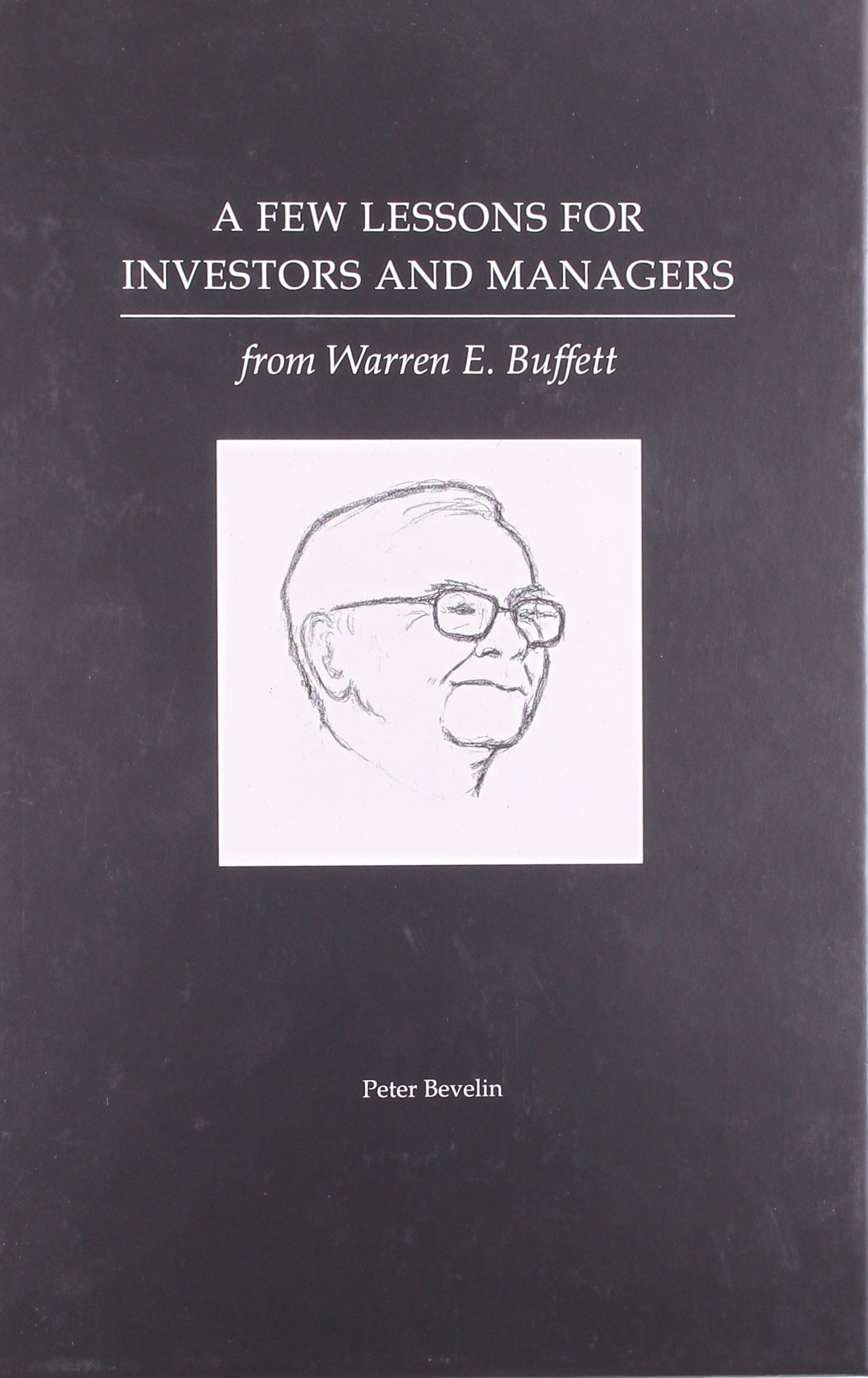 A Few Lessons For Investors and Managers