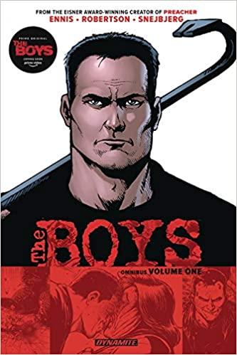The Boys Vol. 1