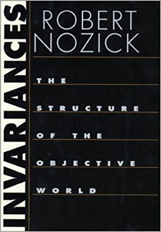 Invariances: The Structure of the Objective World