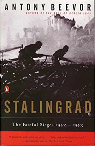 Stalingrad: The Fateful Siege