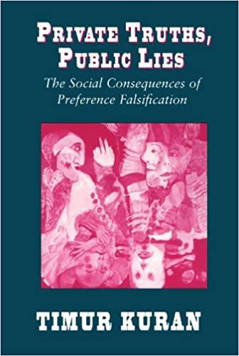 Private Truths, Public Lies