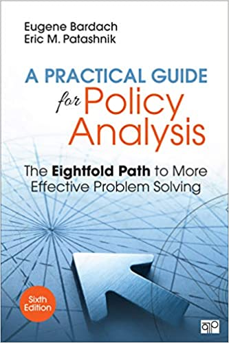 A Practical Guide for Policy Analysis