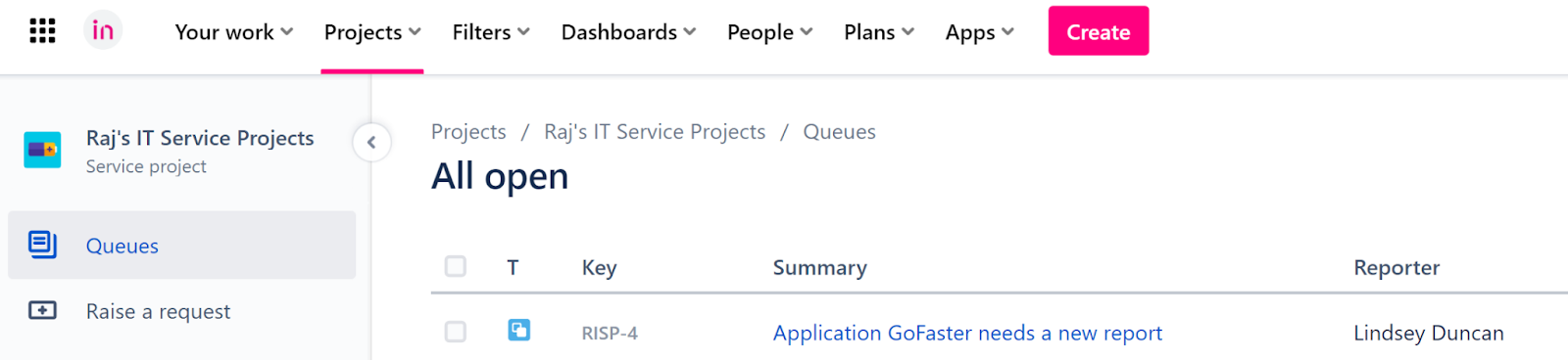 Responding to customer queries in Jira Service Management