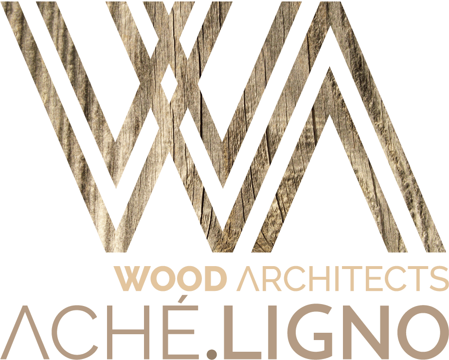 Logo Aché Ligno Wood Architects