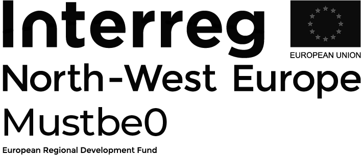 Interreg Must Be Zero logo