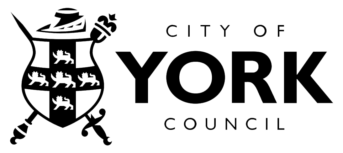 The City of York Council logo