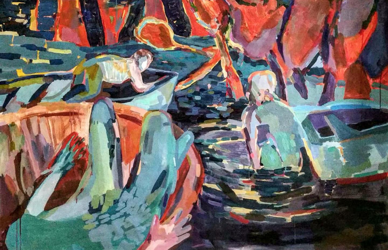 En barques