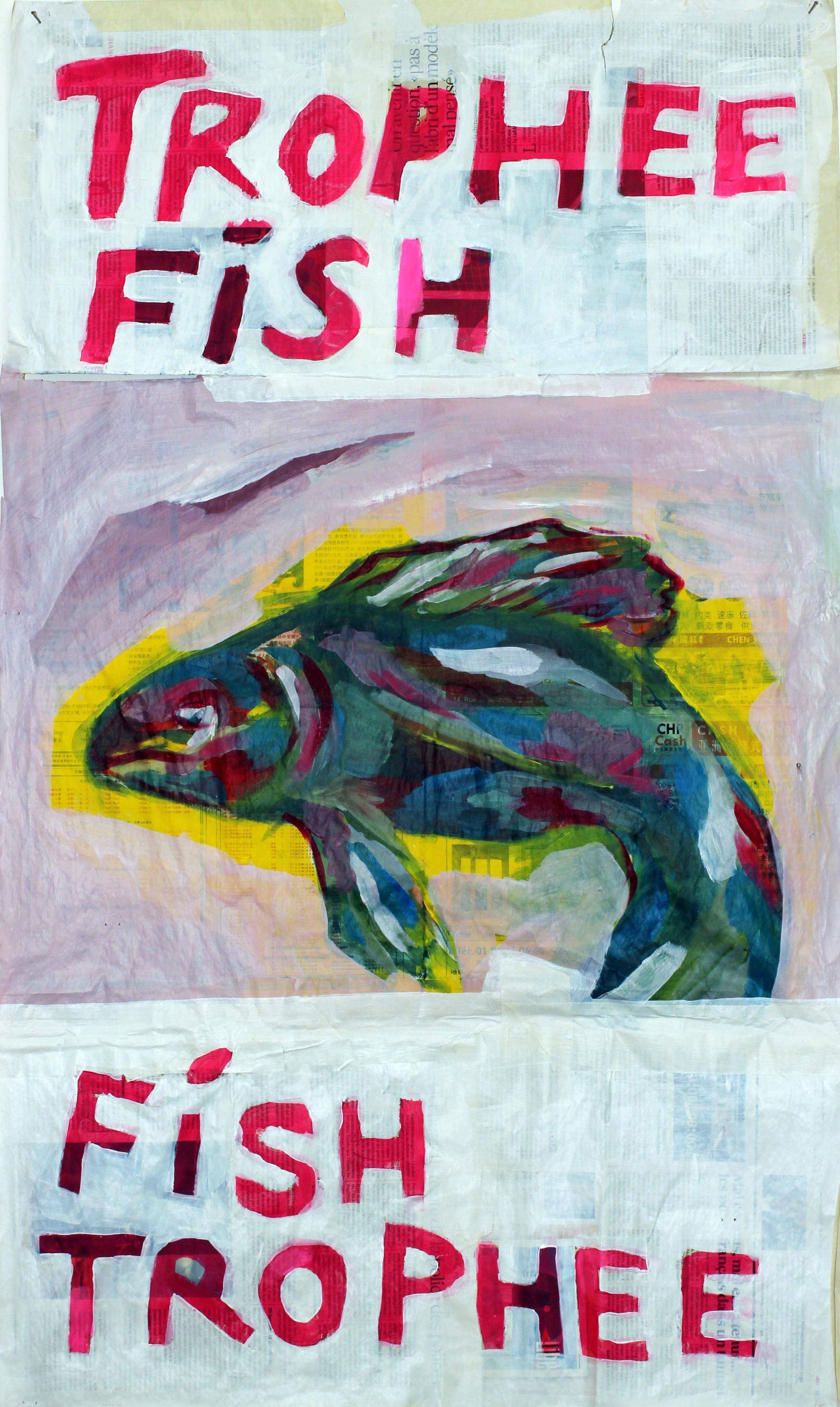 Fish trophee #2