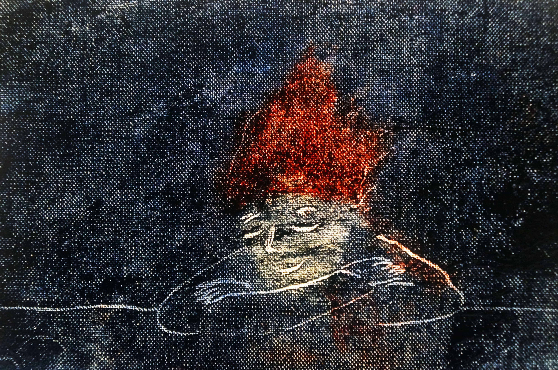 En feu